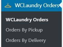 Laundry reporting plugin